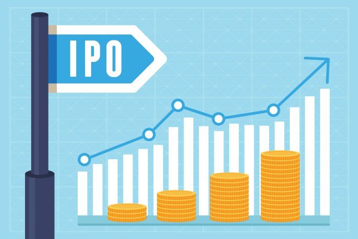 On IPO offereing
